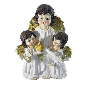 Família de anjinhos
