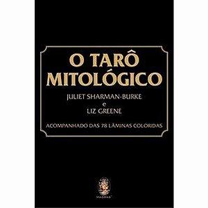 Tarô Mitológico - Acompanhado Das 78 Cartas Coloridas