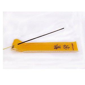 Incensário Feng Shui - Prosperidade Amarelo