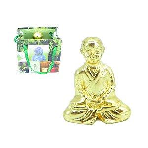Sacolinha Com Buda Meditando