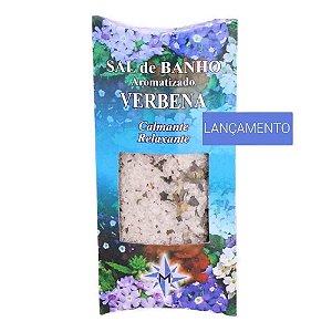 Sal de Banho Aromatizado - Verbena - 100g