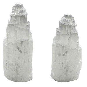 Obelisco de Selenita Pequeno