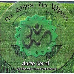 CD Os Anjos de Wiona - Aurio Corrá