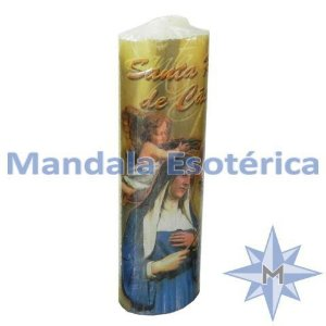 Vela para Santa Rita de Cássia