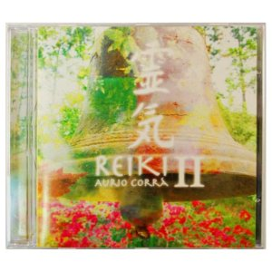 CD - Reiki II - Aurio Corrá