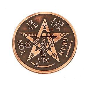 Tetragrama Cobre Velho - Pantáculo