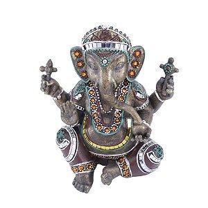 Ganesha Espelhado