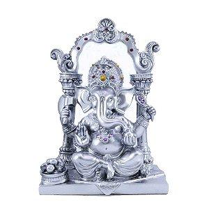 Ganesha Prateado