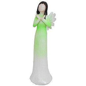 Anjo sem rosto Verde - Esperança
