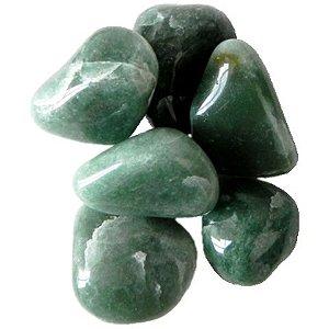 Pedra Rolada Quartzo Verde