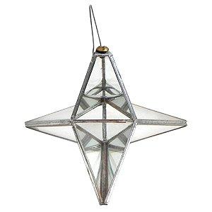Prisma d'água Estrela 4 Pontas