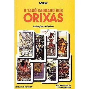 Livro - O Tarô Sagrado dos Orixás