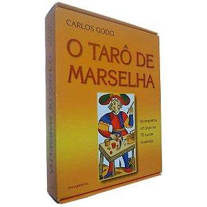 Livro - O Taro de Marselha - Carlos Godo