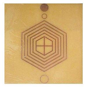 Gráfico Escudo Hexágono - Fenoltie
