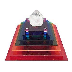 Pirâmide Cromática - Além das Formas