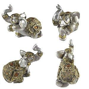 Elefante Dourado D