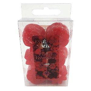 Essência Sólida Frutas Vermelhas