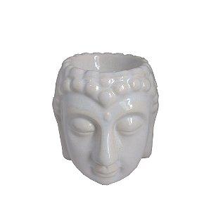 Rechô Cabeça de Buda Branco