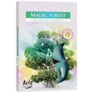 Vela T'Light Aroma Floresta Encantada