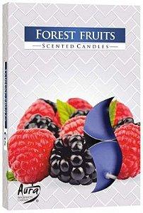 Vela T'Light Aroma Frutas Silvestres