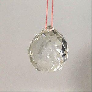 Pêndulo Esfera De Cristal Grande