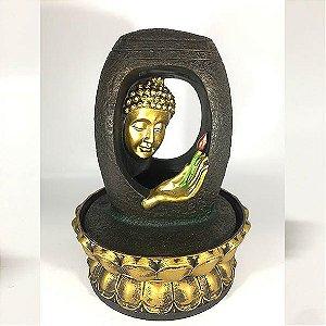 Buda rosto e mão buda - Bivolt