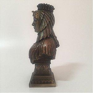 Busto Rainha Cleópatra