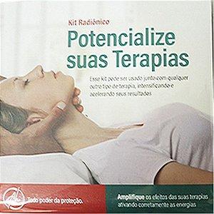 Kit Radiônico - Potencialize Suas Terapias