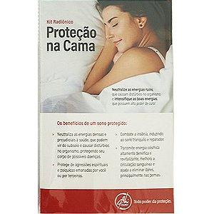 Kit Radiônico - Proteção na Cama