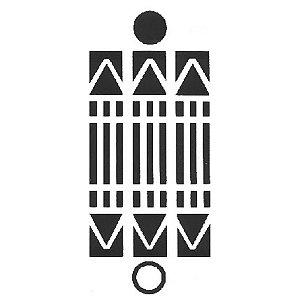 Adesivo Gráfico Luxor 17 x 7