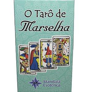 Tarô de Marselha Mandala Esotérica