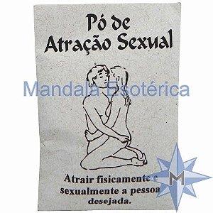 Sachê - Pó Atração Sexual