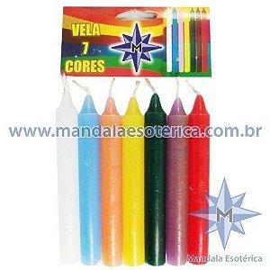 Vela 7 Cores