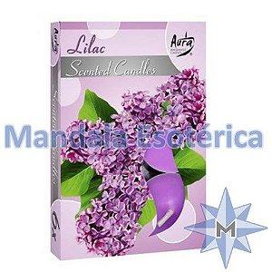 Vela Tlight Aroma Lilac