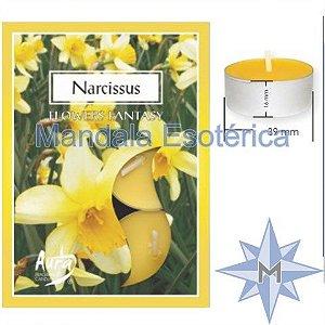 Vela Tlight Aroma Narciso