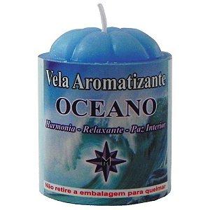 Vela Aromatizante Oceano