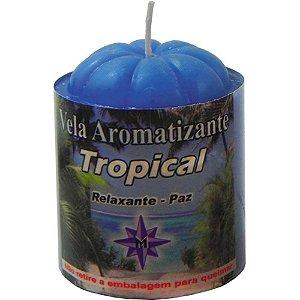 Vela Aromatizante Tropical (tutti Frutti)