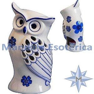 Rechô Cerâmica Coruja