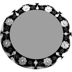 Espelho Preto Fosco