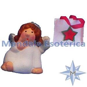 Sacolinha Natal Anjo A