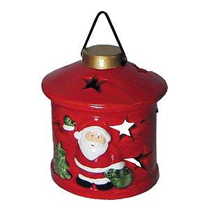 Porta Vela Lampião Noel