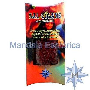 Sal de Banho Aromatizado - Cigano - 100g