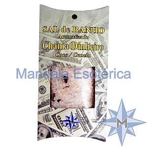 Sal de Banho Aromatizado - Chama Dinheiro