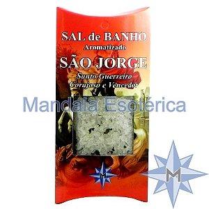 Sal de Banho Aromatizado - São Jorge