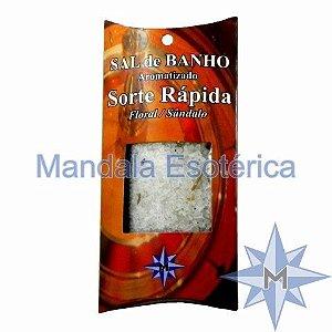 Sal de Banho Aromatizado - Sorte Rápida - 100g
