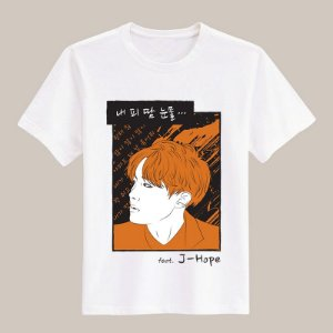 Camiseta Blood, Sweat & Tears - J-Hope