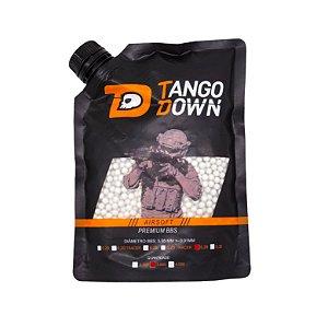 BBs Airsoft 0,28g Premium Tango Down 3600 Unidades