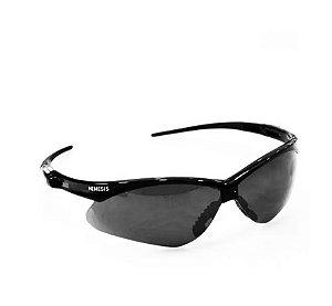 Oculos de Proteção Antiembassante Nemesis Preto Fumê