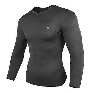 Camisa Térmica Segunda Pele Invictus Shade Proteção Uv 50+