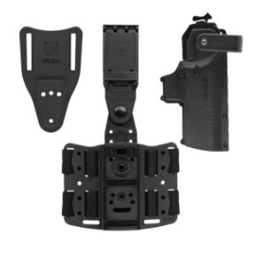 Coldre Tático Hammer Pro Universal CANHOTO - Imbel Taurus Glock Colt